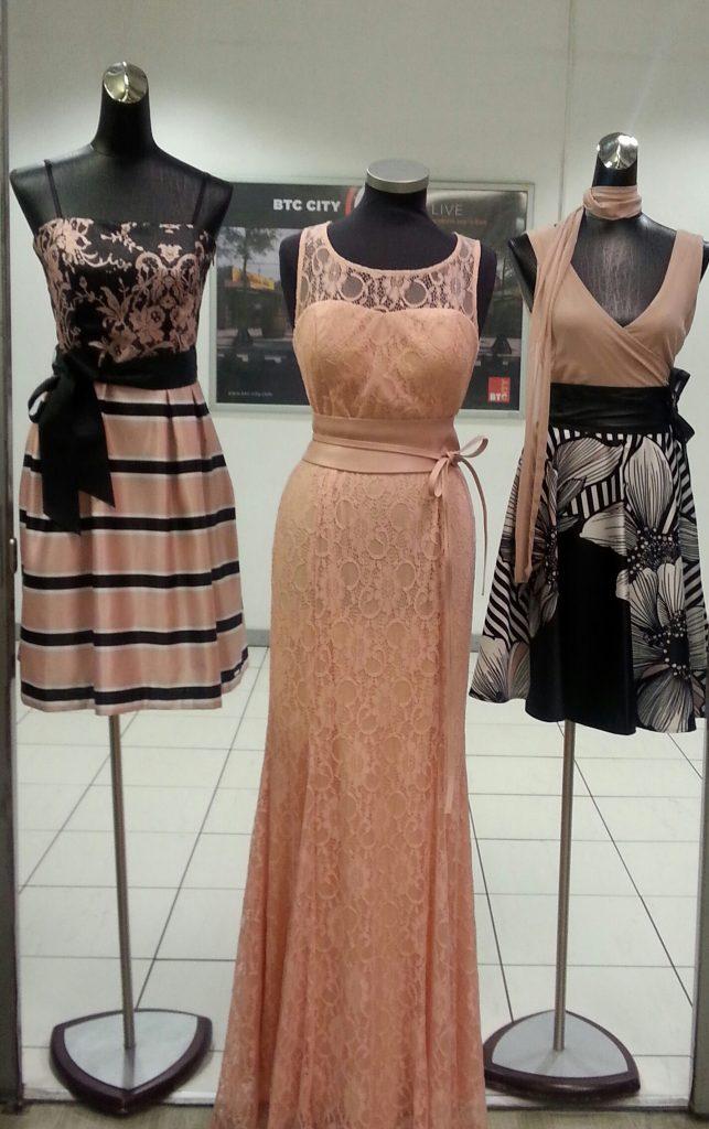 moda darja btc, zenske modne obleke