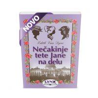 NEČAKINJE TETE JANE NA DELU (broš.) E. van Dyne - 1495954000