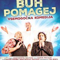 BUH POMAGEJ, vsemogočna komedija 27.2.2018 - 1539599823