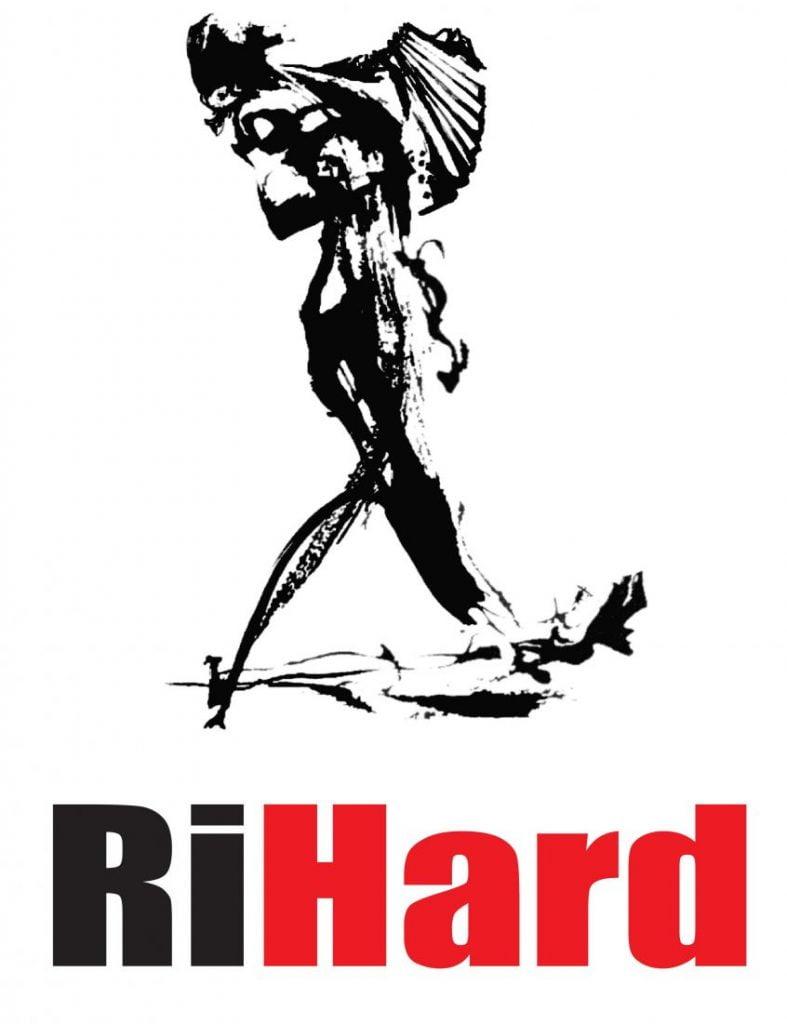 Rihard harmonikar - instrumentalist - avtor logo