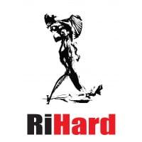 Rihard harmonikar - instrumentalist - avtor - pevec - logo