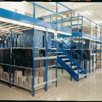 Trgovinska in skladiščna oprema, skladiščni regali, trgovinski regali, paletni regali image1
