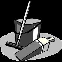 Ugodni čistilni servis, hitri čistilni servis, generalno čiščenje poslovnih prostorov, nanašanje premazov na parket, odstranjevanje starih premazov parketa 002