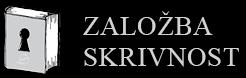 Knjige za otroke, slovarji za otroke, slikovni slovarji, Štajerska - Založba skrivnosti logo