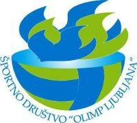 Odbojkarska šola Olimp, odbojka za deklice, Olimp volleyball, Ljubljana--logo