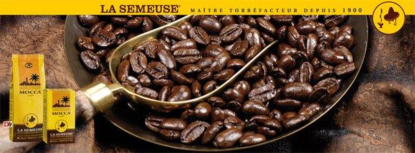 Veleprodaja kave, kava za gostinske lokale, švicarska kava La Semeuse 001