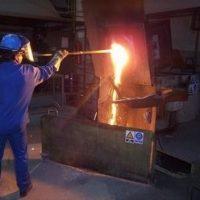 Indukcijsko taljenje kovin, induktivno površinsko kaljenje kovin inel 022