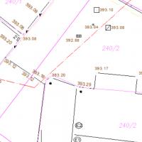 Geodetske storitve cena, parcelacija cena, geodetski posnetek, GEODET geodetski načrt