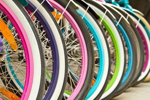 Prodaja in servis mopedov, koles, skuterjev - kolesarski center germ 001