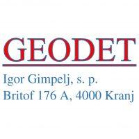 Geodetske storitve cena, parcelacija cena, geodetski posnetek, GEODET, Kranj, Gorenjska