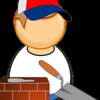 Gradbeništvo, zidarstvo Primorska--logo