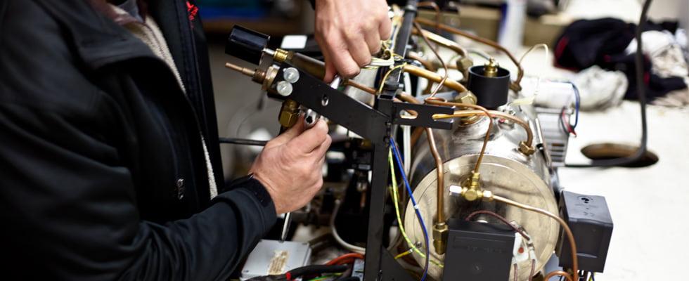 Montaže, vzdrževanje kovinskih strojev - MONTES 004