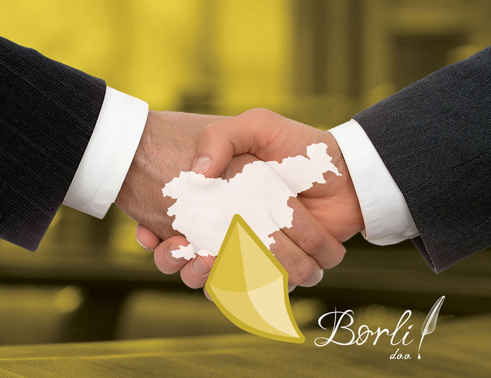 Start a company in Serbia, BiH, Bosnia, Bosnia and Herzegovina, Croatia Borli ltd 001