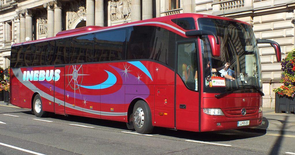 avtobusni prevozi - inbus, ljubljana 001