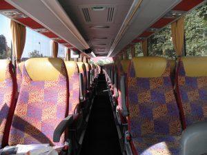 Avtobusni prevozi, Ljubljana - INEBUS 109