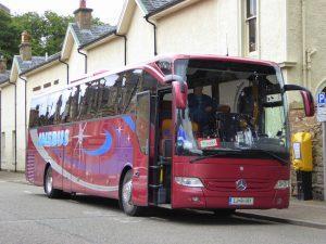 avtobusni prevozi - inbus, ljubljana