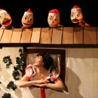 Ponedeljek, 17. 5., ob 17. uri: SNEGULJČICA,  predstava za otroke, Dom kulture Braslovče - 1590792081
