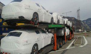 Avtoprevozništvo, transport avtomobilov, Portorož - LLB 006