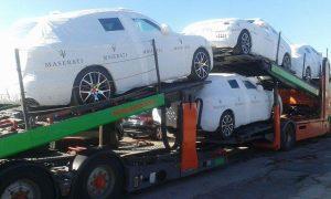Avtoprevozništvo, transport avtomobilov, Portorož - LLB 007