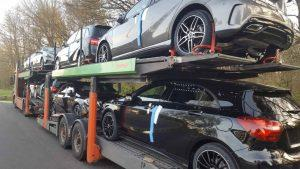 Avtoprevozništvo, transport avtomobilov, Portorož - LLB 009