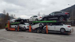 Avtoprevozništvo, transport avtomobilov, Portorož - LLB 010