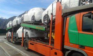 Avtoprevozništvo, transport avtomobilov, Portorož - LLB 014