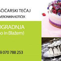 Sobota, 9. 12., med 9. in 13. uro: Slaščičarska delavnica PRAZNIČNA TORTOGRADNJAz Midvakuhava - 1590792081