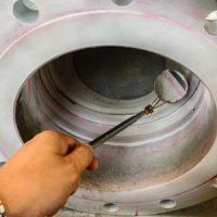 Rentgen in ultrazvok v industriji, neporušne preiskave 004