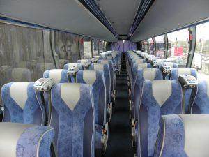 Avtobusni prevozi, Ljubljana - INEBUS 105