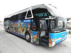 Avtobusni prevozi, Ljubljana - INEBUS 103