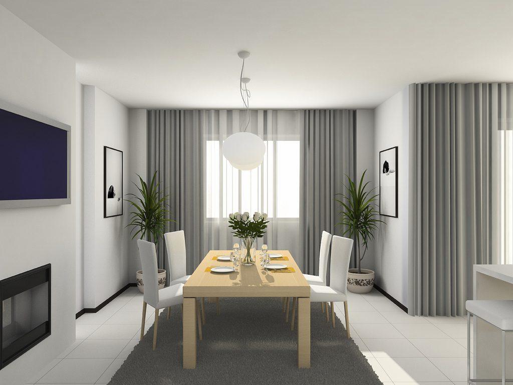 Moderne zavese, svetovanje pri zavesah, oblikovanje tekstila - Nataša Lenček 001