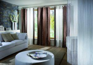 Moderne zavese, svetovanje pri zavesah, oblikovanje tekstila - Nataša Lenček 002