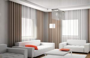 Moderne zavese, svetovanje pri zavesah, oblikovanje tekstila - Nataša Lenček 003