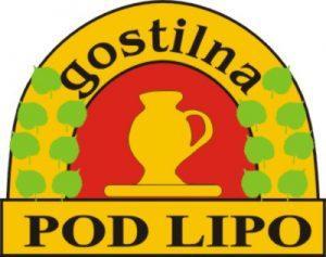 Pod lipo Restaurant Ljubljana, student food Ljubljana lipa logo