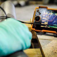 Rentgen in ultrazvok v industriji, neporušne preiskave 008