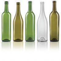 Steklenice za vino, steklenice za pivo, steklenice za žgane pijače, steklenice Slovenija 010