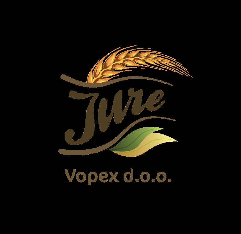 Pekarna, slaščičarna Jure, Postojna – Vopex d.o.o. vopex_JURE_logo