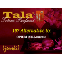 107 Alternative to: Opium (ženski) - 1547248595