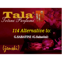 114 Alternative to: G.Sabatini (ženski) - 1547248595