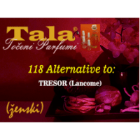 118 Alternative to: Tresor (ženski) - 1547248595