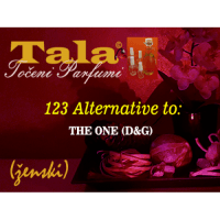 123 Alternative to: The One (ženski) - 1547248595