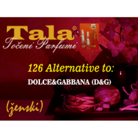 126 Alternative to: Dolce&Gabbana (ženski) - 1547248595