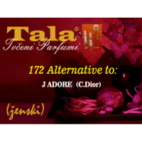 172 Alternative to: J'adore (ženski) - 1547248596