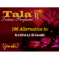 196 Alternative to: R.Cavalli (ženski) - 1547248596