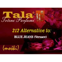 212 Alternative to: Blue Jeans (moški) - 1547248596