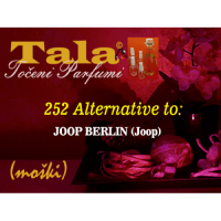 252 Alternative to: Joop Berlin (moški) - 1547248597