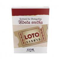 RDEČA SREČKA (broš.)/ Fortuné du Boisgobey - 1563610120