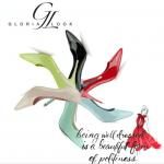 Ženska obutev, ženski čevlji, ženski gležnarji, visoki škornji, škornji s peto, gležnarji s platformo, gležnarji piščančki, ženske superge, ženski zimski škornji - GloriaLook 001
