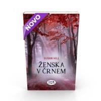 ŽENSKA V ČRNEM (broš.)/ Susan Hill - 1624043239