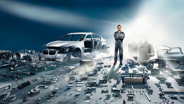 Rezervni deli za BMW 101